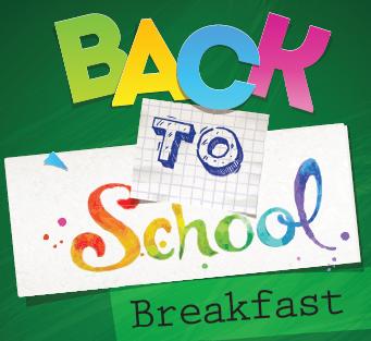 Back to School Breakfast art