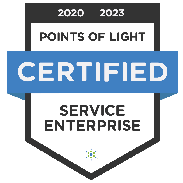 Service Enterprise - Certification Badge