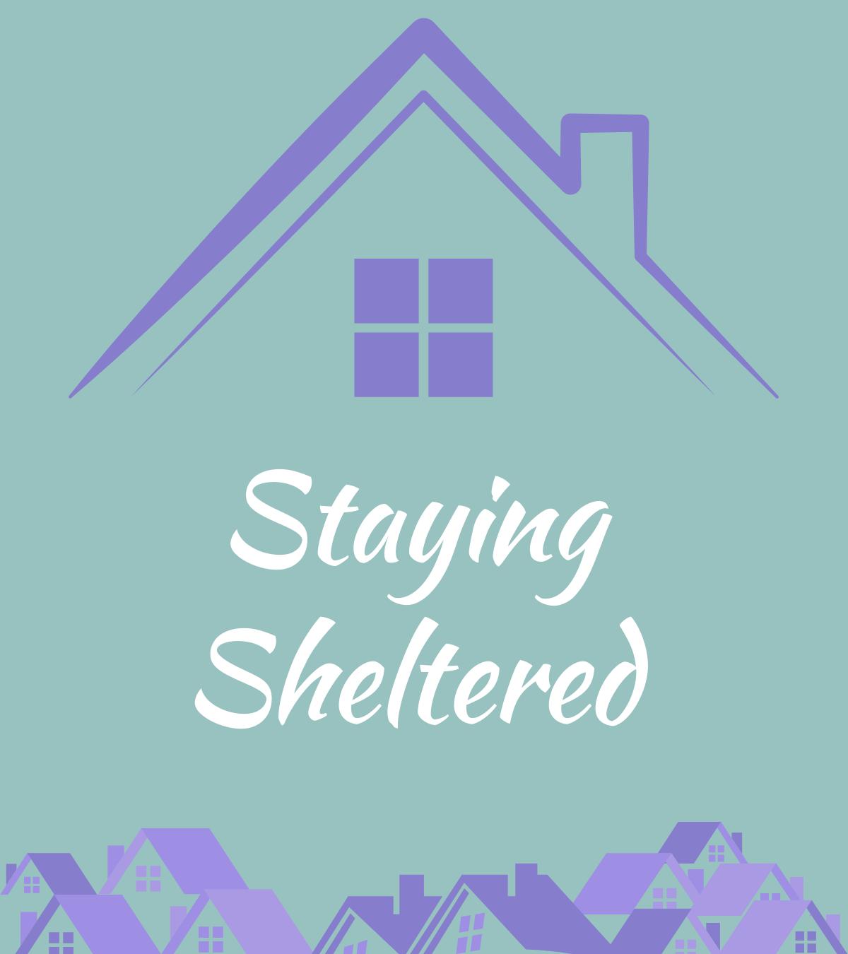 Gala Logo - Staying Sheltered