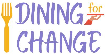 Dining for Change logo